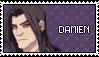 DD Damien Stamp [ F2U ] by flapjack-stamps