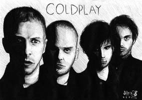 Coldplay by Keltu