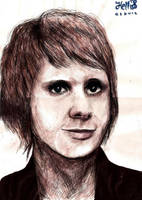 Dominic Howard II by Keltu