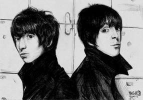 The Last Shadow Puppets by Keltu