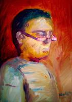 Mees by Keltu