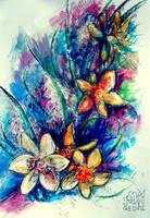 The Daffodils by Keltu