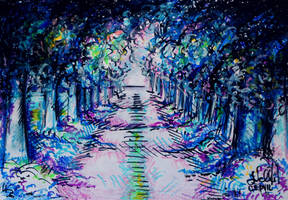 The Alley by Keltu