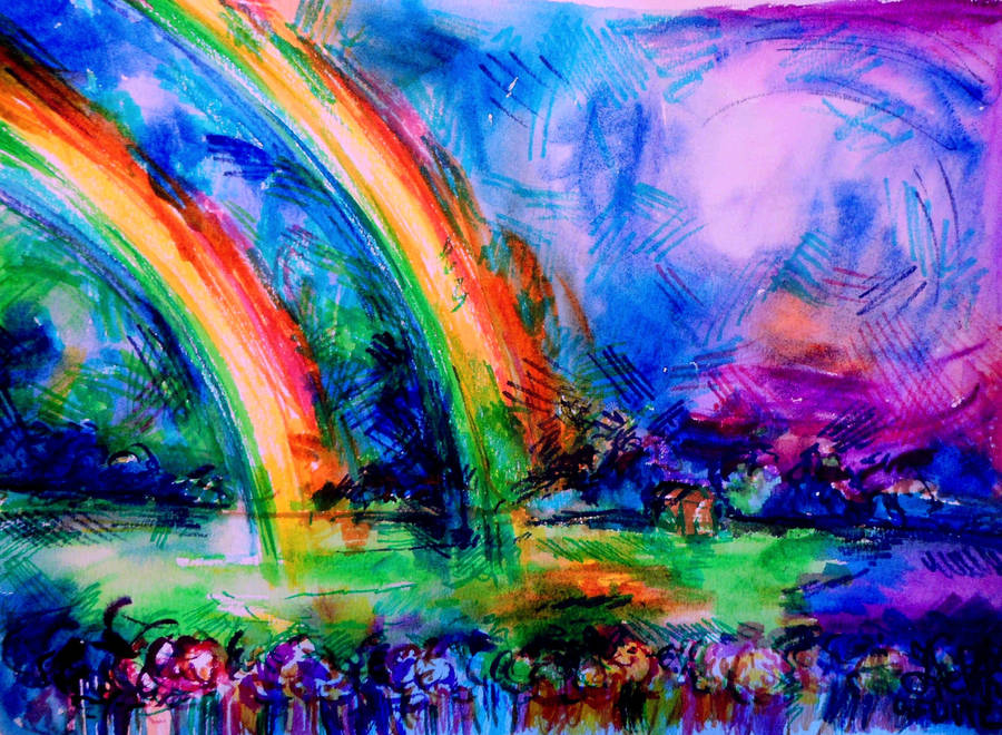 The Rainbows by Keltu