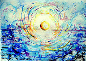 The Bright Sun by Keltu