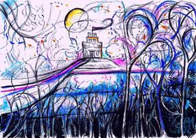 The Castle II by Keltu