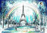Paris by Keltu