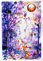 Magical Forest II by Keltu