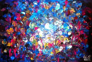 Despair, The Water Lilies by Keltu
