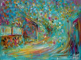 A Summer in the Hometown III by Keltu