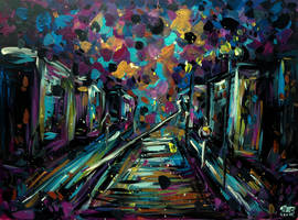 The Black Scenery by Keltu