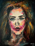 I paint my face like a joker I by Keltu