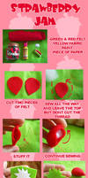 How to make strawberries by SuperCat0000
