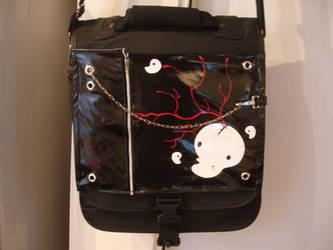 WF SM Messenger Bag by stitchmind