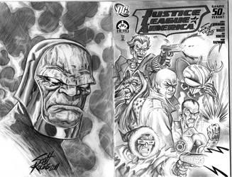 Hero Initiative Cover sktch by KolinsArt