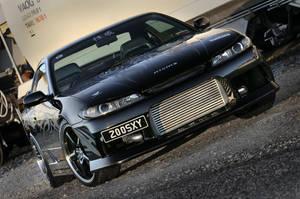 200SXY Front on by StachRogalski
