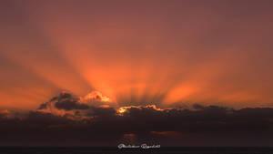 Beaming light by StachRogalski
