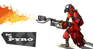 Meet the Pyro by Heros-Shadow