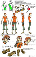 Team Fortress: Female Scout 2 by Heros-Shadow