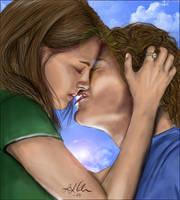 Bella and Edward by Jennsan89