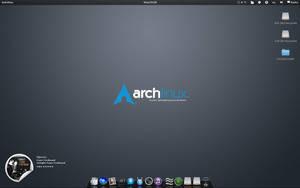 Arch Linux by malisremac