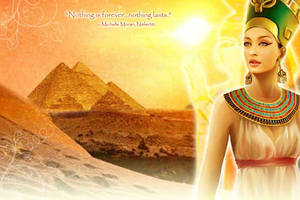 Nefertiti by shungnai