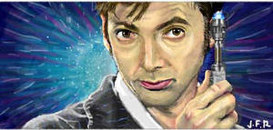 They Call Me The Doctor by jrecourt