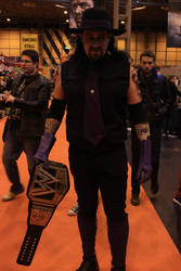 Classic Undertaker by SeanMaguire1991