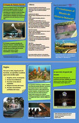 Museo de Historia Natural - Flyer by mieame