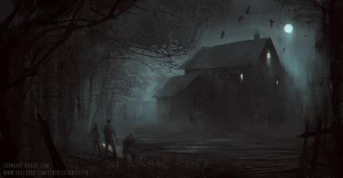 House of Horror by TentaclesandTeeth