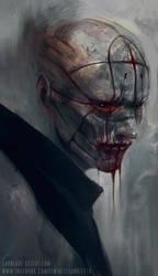 Blood Creature? Cenobite? by TentaclesandTeeth