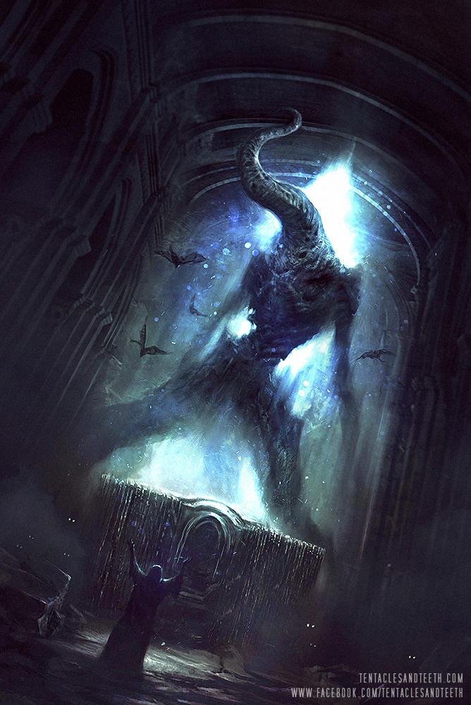 Nyarlathotep Cover by TentaclesandTeeth