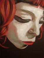 pastels self portrait 1 by tabagista
