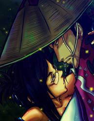 Shunsui and Nanao by HeartlessLink