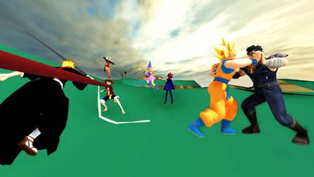 Jump Battle by slyfan1030