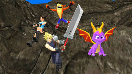 PlayStation Legends by slyfan1030