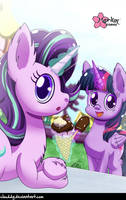 Everyone Likes Ice Cream by CloudDG