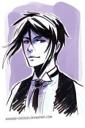 Sebastian by ayashige-doodles