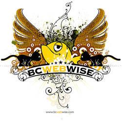 BCWEBWISE - t-shirt design by Bheeshoom
