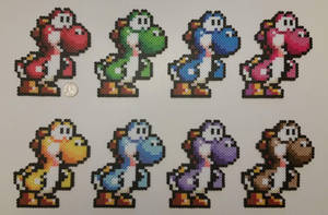 Yoshi Perlers by jrfromdallas
