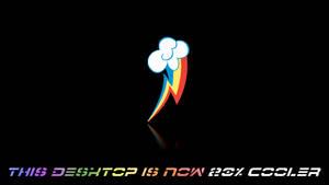 This desktop is now 20 % cooler by DjChapica