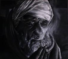 In the Grey by peelonika