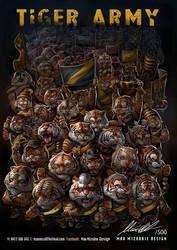 Tiger Army by mizza88