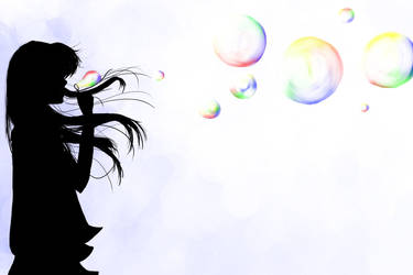 bubbles. by Yuukix3