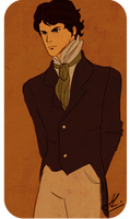REQUEST: Mr darcy by wickedevilbunny