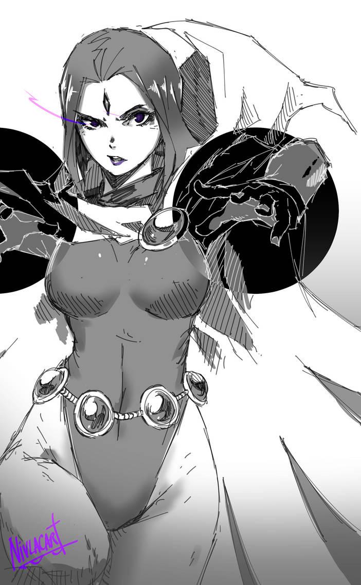 Raven by nivlacart