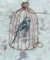 caged bird by rainbowlullaby