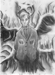 Self portrait by Hullingen