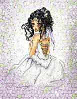 the abandoned bride miu by BriniChan