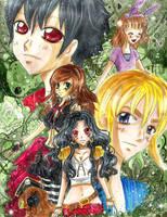 RPG by BriniChan